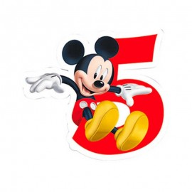 Candela nº5 Mickey Mouse