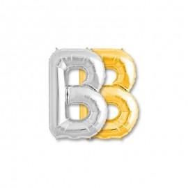 Palloncino Lettera B Foil 81 cm