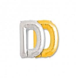 Palloncino Lettera D Foil 81 cm