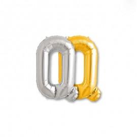 Palloncino Lettera Q Foil 81 cm