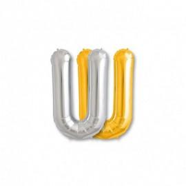 Palloncino Lettera U Foil 81 cm
