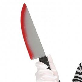 Cuchillo con Sangre 37 cm