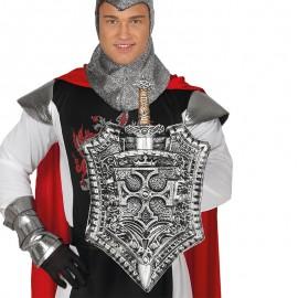 Escudo con Espada Cruz Caballeros