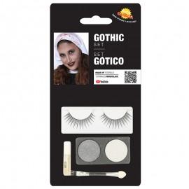 Set de Maquillaje para Ojos Gótico