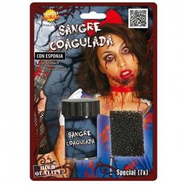 Sangre Coagulada con Esponja 15 g