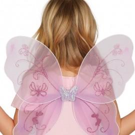 Alas Infantiles Mariposa 48 x 35 cm