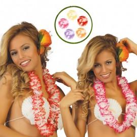 Collana Hawaiana con Colori Assortiti