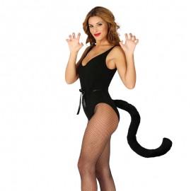 Cola de Gato Negro