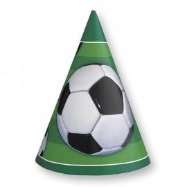 8 Cappelli Calcio forma Cono