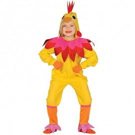 Costume da Gallinella per Bambina