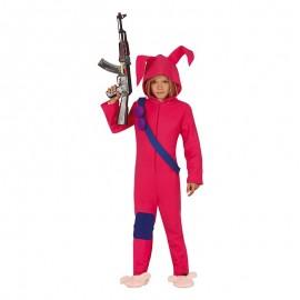 Costume da Coniglietto Soldato per Bambini