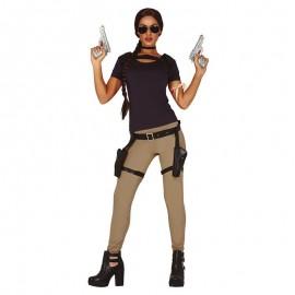 Costume da Avventuriera Lara