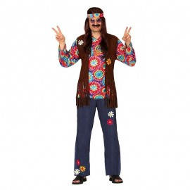 Costume da Hippie per Adulti