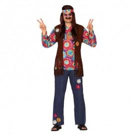 Costume da Hippie per Adulti