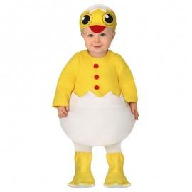 Costume Polletto per Bambini