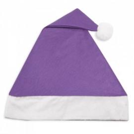 Cappello di Babbo Natale Viola