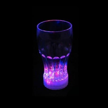 Bicchiere Luminoso Coca-Cola