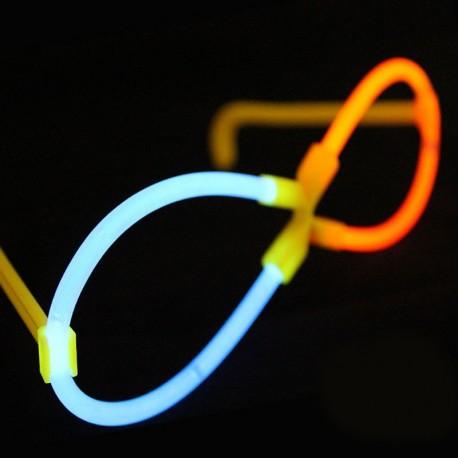 Occhiali Luminosi Fluo in X (50 unità)
