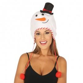 Cappello Pupazzo di Neve 30 cm