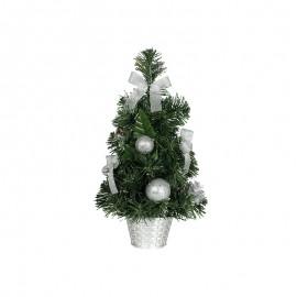 Albero decorato 40 cm