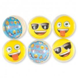 6 Palline Emoji rimbalzanti
