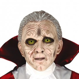 Maschera Dracula Latex