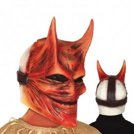 Maschera Luzbel Látex