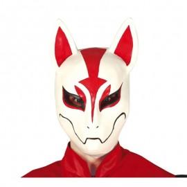 Maschera Volpe Latex
