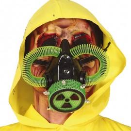 Maschera Antigas Radioattivo