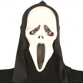 Maschera con Cappuccio Knife Assasin