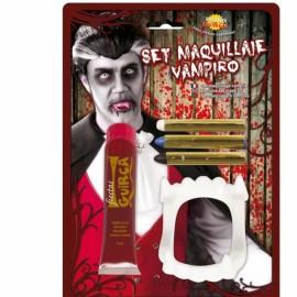 Trucco vampiro con sangue 20 ml