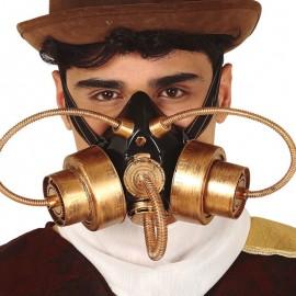 Maschera Anti Gas Steampunk