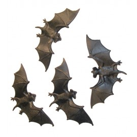 Sacchetto 4 Pipistrelli 11 cm
