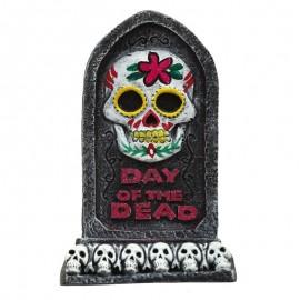Lapide Giorno dei Morti in Resina 13X8cm