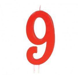 Candela Rossa Nº 9 12 cm