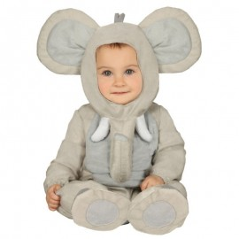 Costume Elefante Baby Infantile