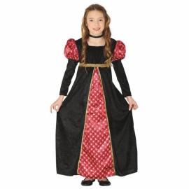 Costume Dama Medievale per Bambini