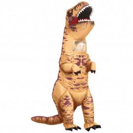 Costume T-Rex Gonfiabile Adulto