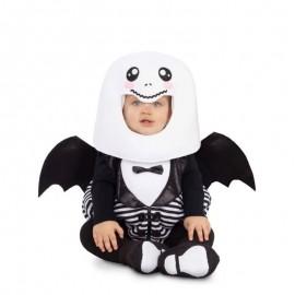 Costume Fantasmino Baloon Neonato