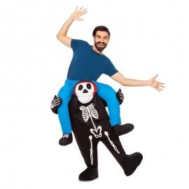 Costume Ride-on con Scheletro