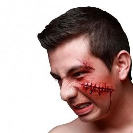 Cicatrice Suture Insanguinate Zombie
