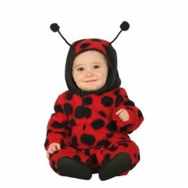 Costume da coccinella per Bebè