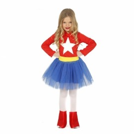 Costume da Super Girl