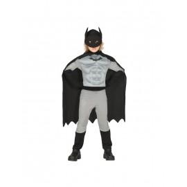 Costume da Bat Boy Muscoloso per Bambino