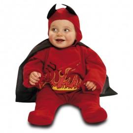Costume da Diavoletto Rosso per Bebé