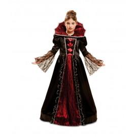 Costume da Vampira Deluxe per Bambina