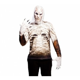 Costume da White Walker Bianco