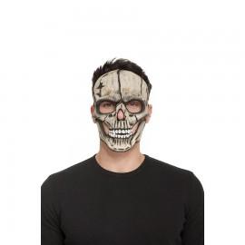 Maschera da Scheletro Semiaperta