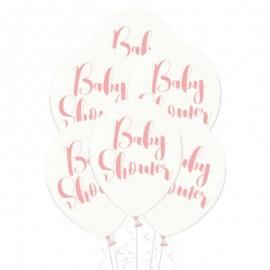 Palloncini Baby Shower per Bambina