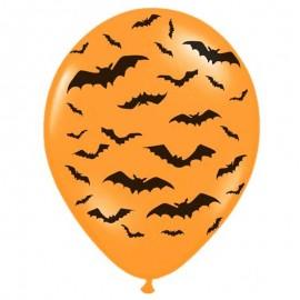 6 Palloncini con Pipistrelli economici